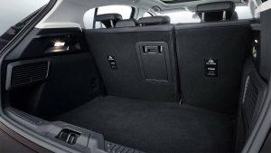 Багажное отделение Ford Focus 4