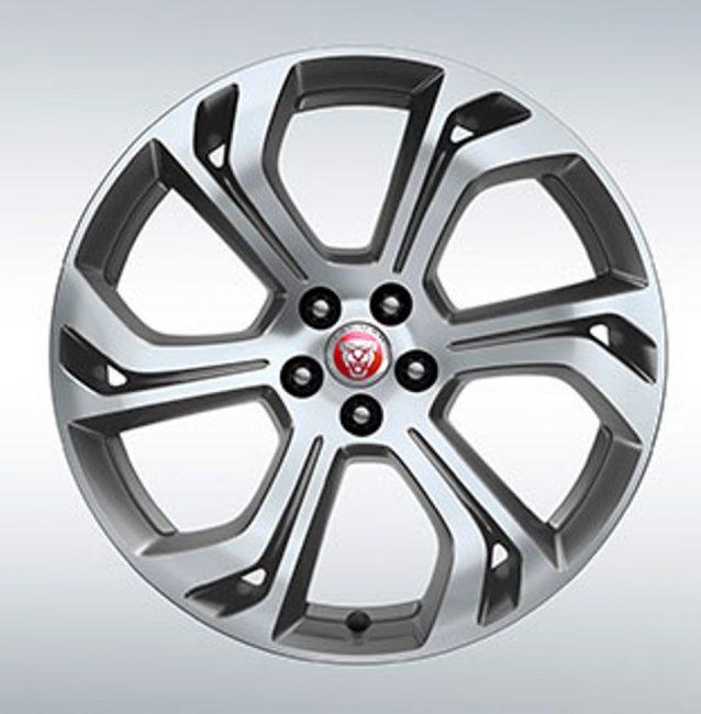 Колёсные диски модели Style 6014