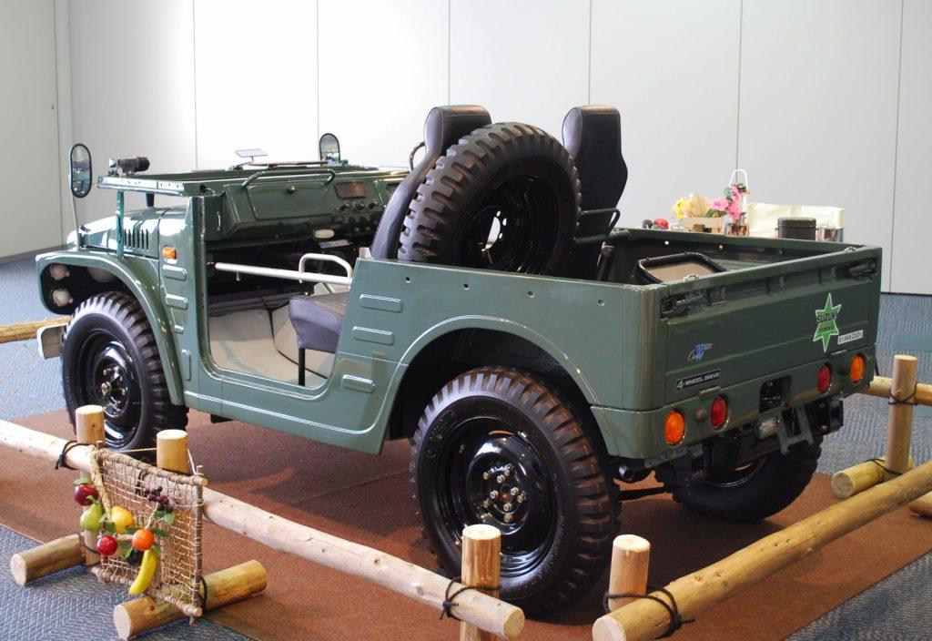 Suzuki Jimny первой генерации