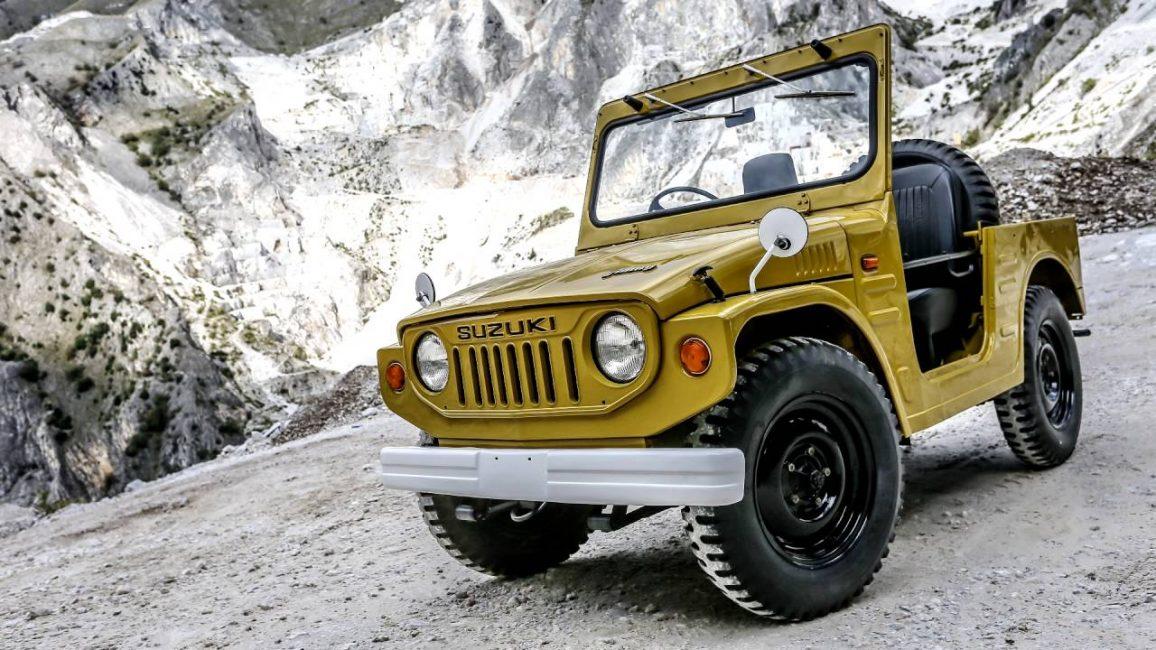 Suzuki Jimny LJ20