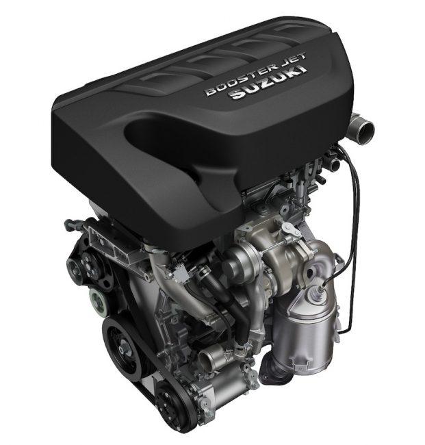 Двигатель 1,0 Boosterjet