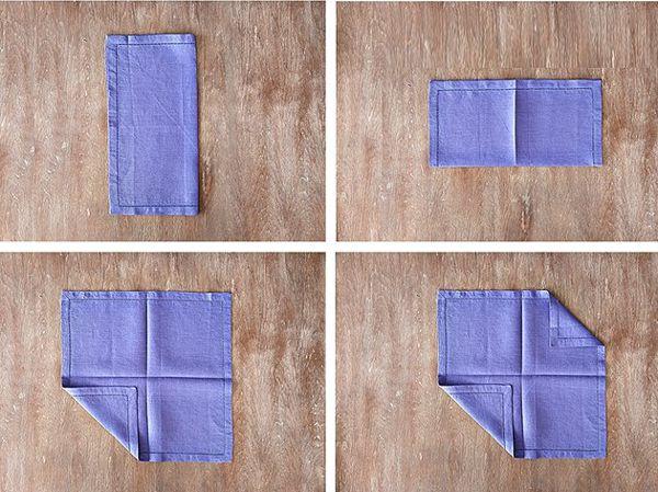 Пошаговая инструкция по созданию конверта