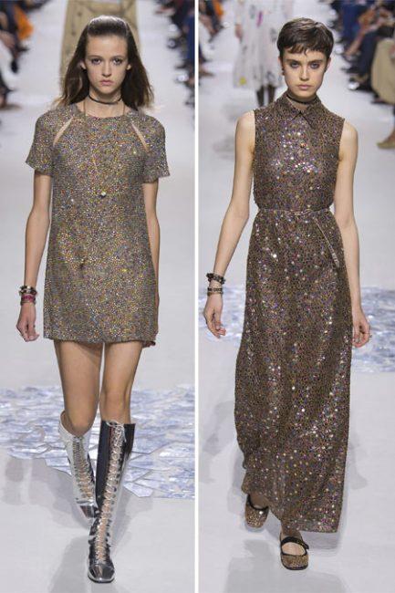 Вариант «защита» от Christian Dior этим летом