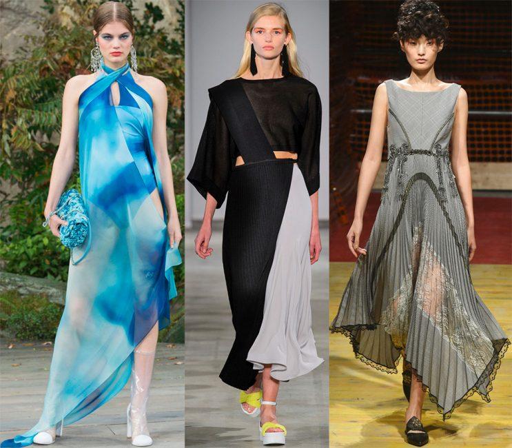 Вот такая абстракция от Chanel, Anteprima и Antonio Marras