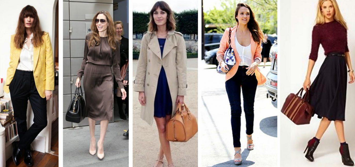 5 модных луков в стиле casual