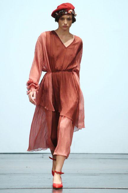Будуарность в платье от бренда Lalo