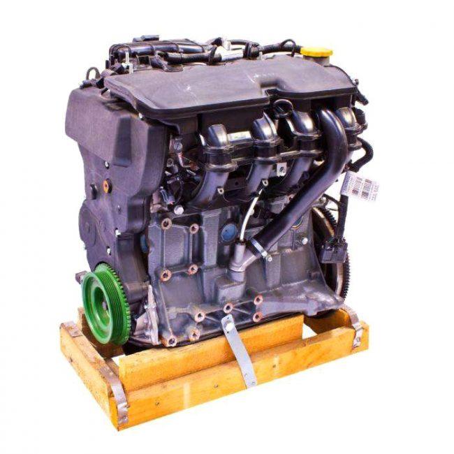16-и клапанный двигатель ВАЗ-21127, мощностью 106 л.с.