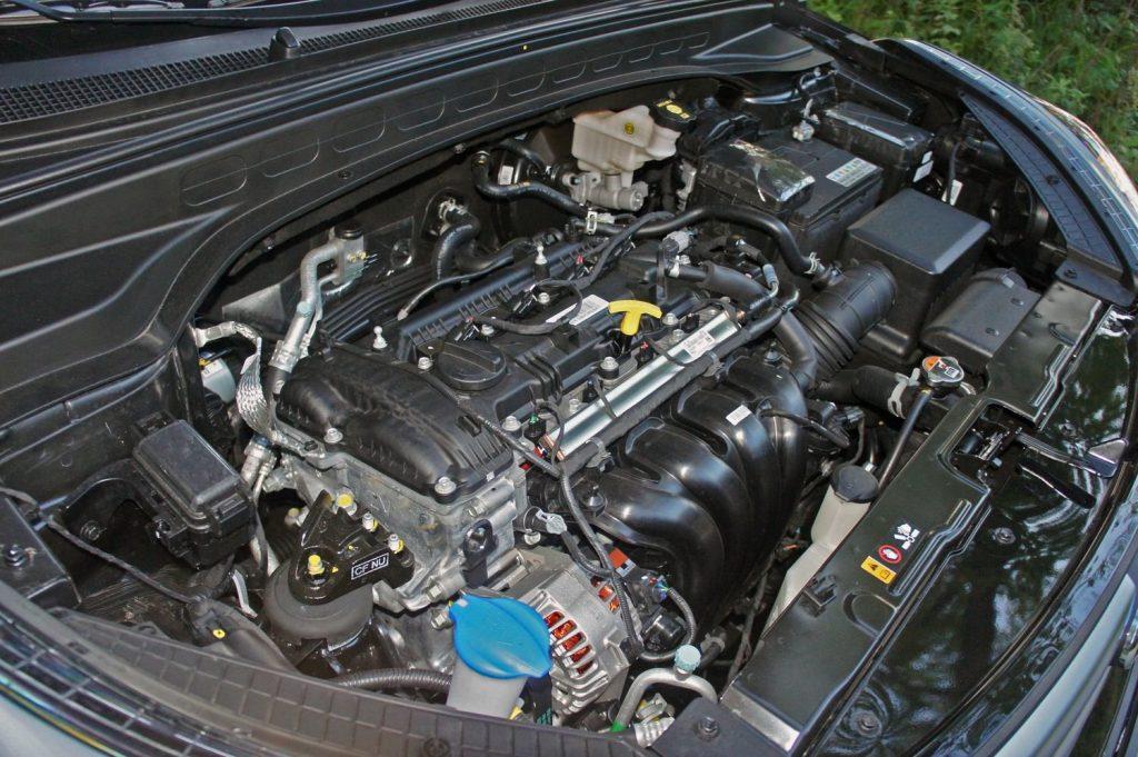 Двухлитровый силовой агрегат Hyundai Creta