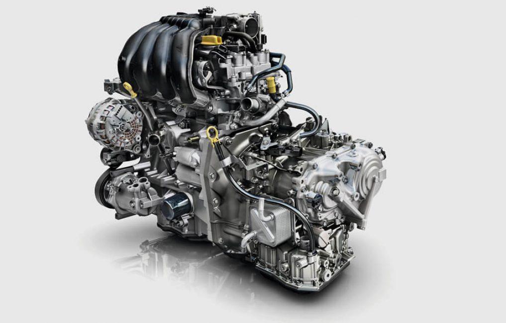 Двигатель Renault H4M-HR16DE объёмом 1,6 литра