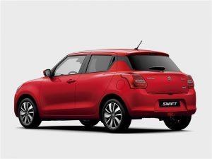 Suzuki Swift четвёртой генерации