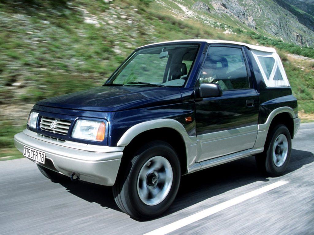 Suzuki Vitara первой генерации