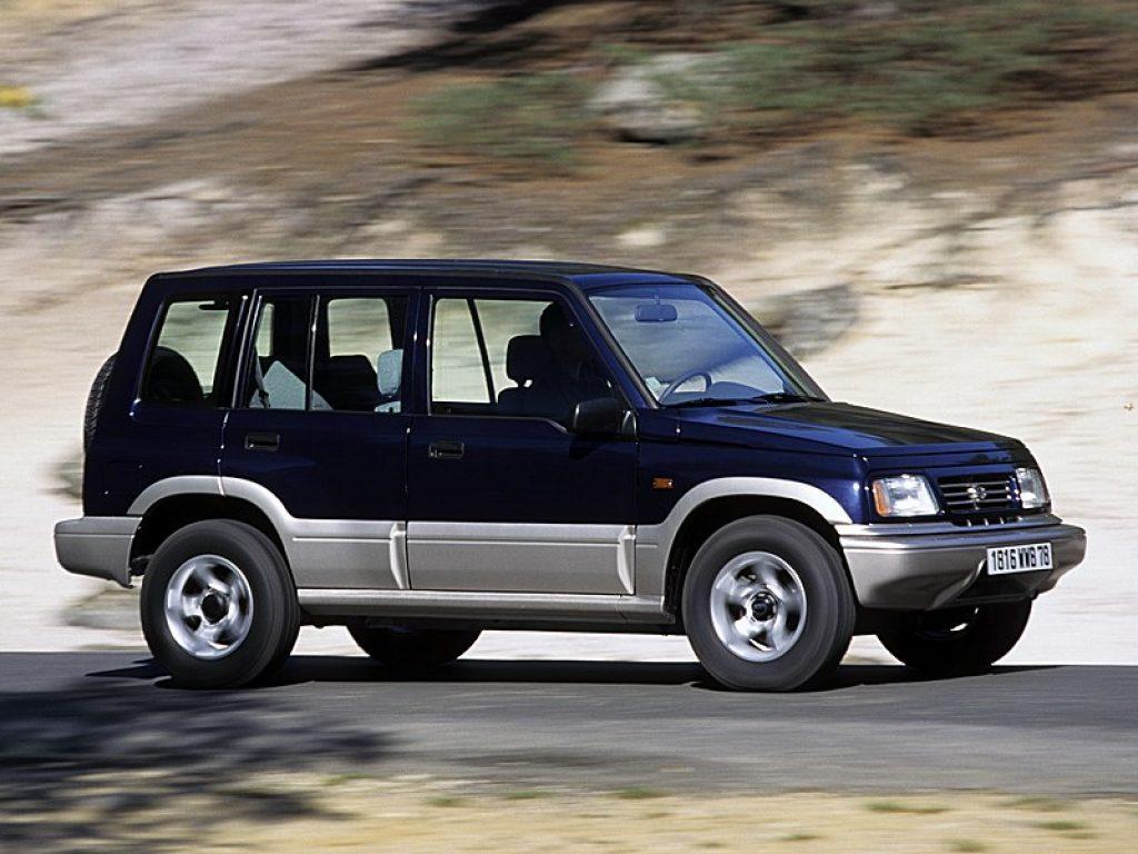 Пятидверная Suzuki Vitara первого поколения