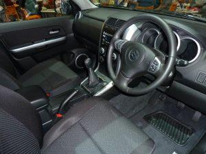 Suzuki Grand Vitara третьей генерации