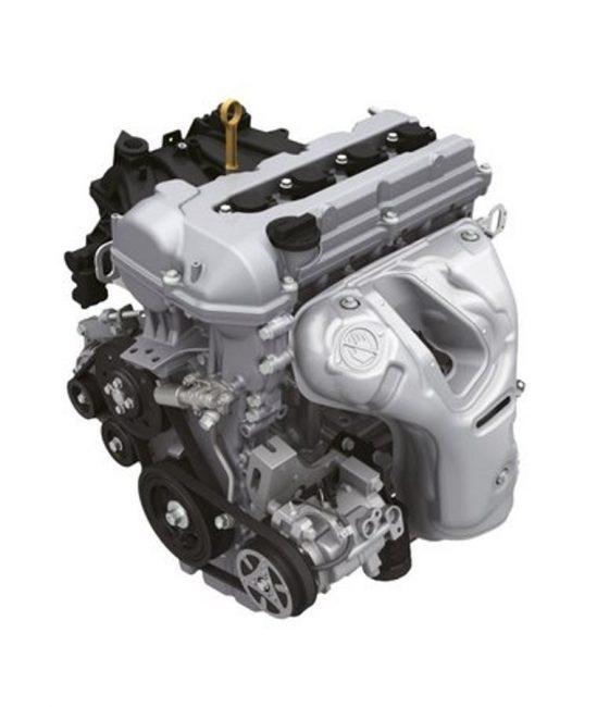 Двигатель объёмом 1,6 литра Suzuki M16A