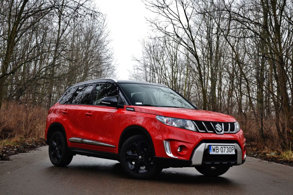 Suzuki Vitara 1,4L BOOSTERJET 4WD AT S