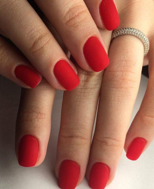 Красный бархат на ваших руках