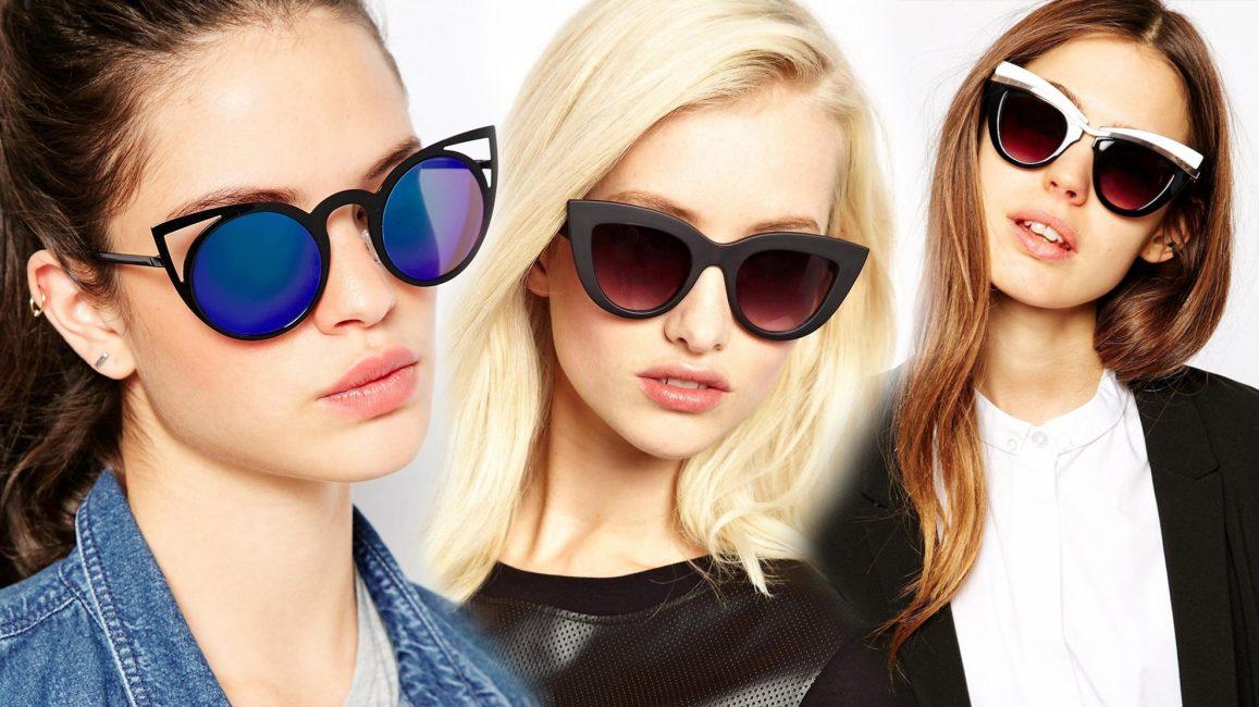 Солнцезащитные очки весна-лето 2018