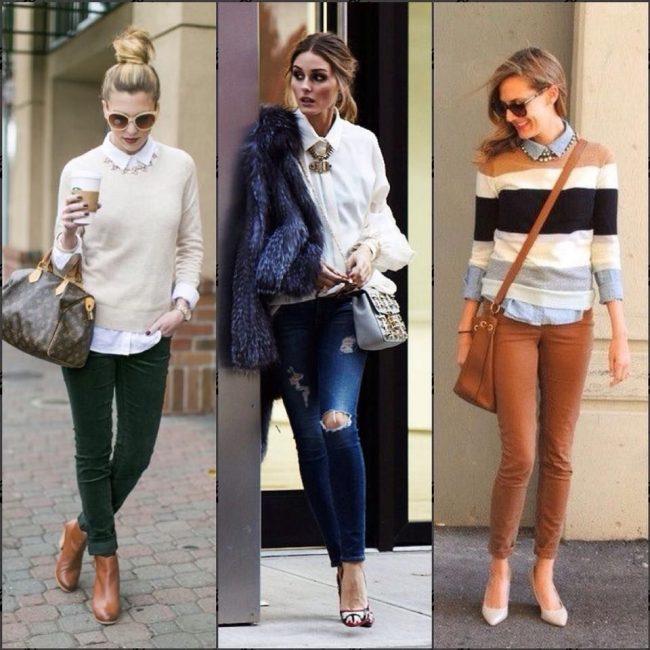 Модные образы 2018