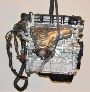 Двигатель Mitsubishi 4B11 объёмом 2 литра