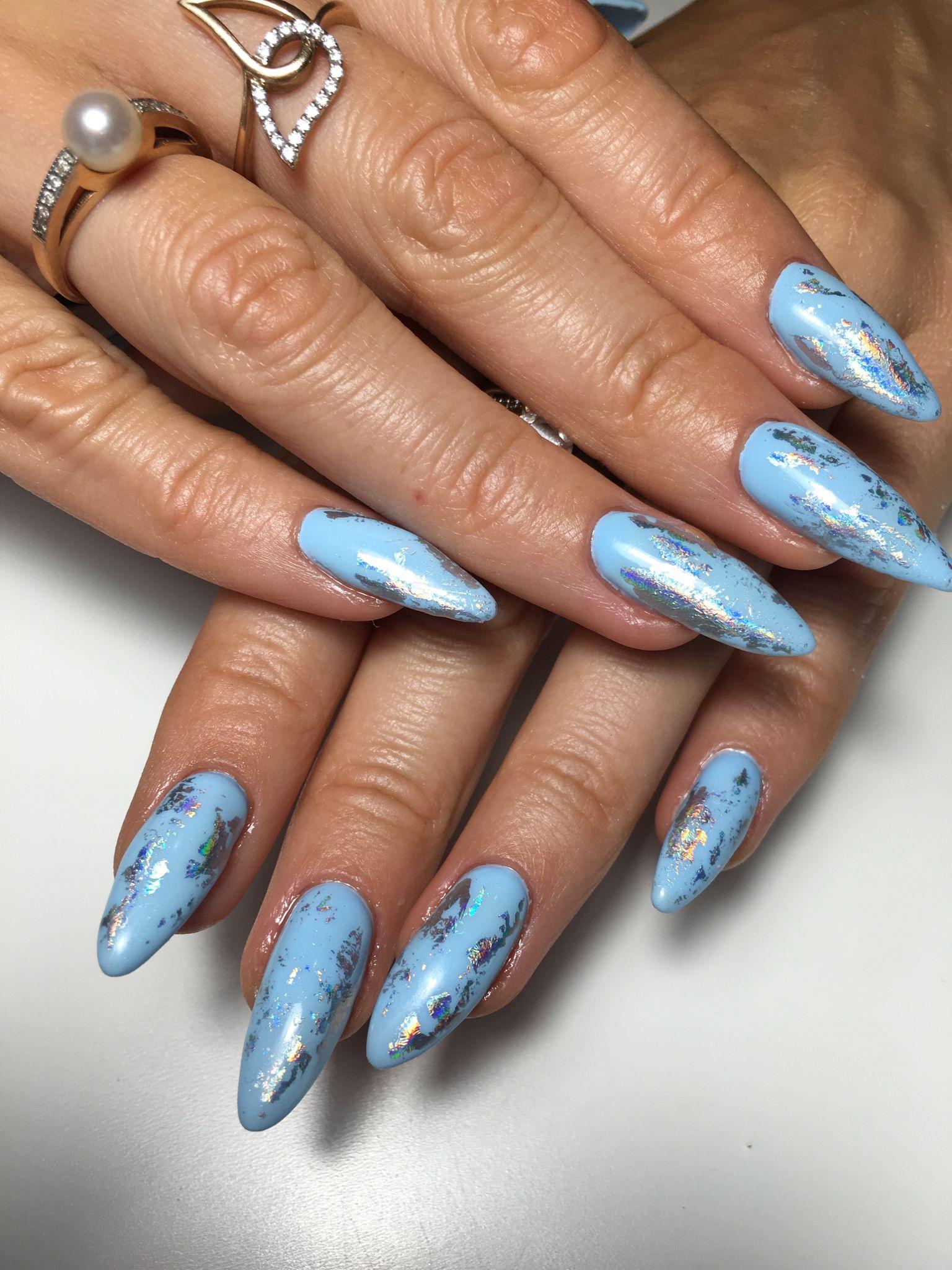 Красивый и Модный Маникюр на Длинные Ногти + 150 ФОТО Лица Женщин