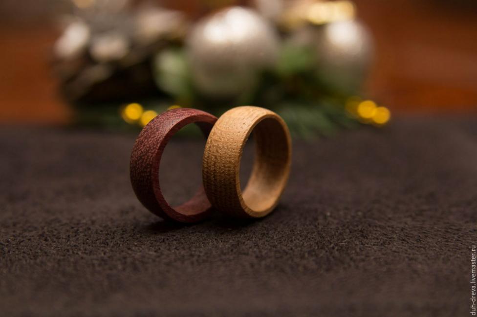 Деревянное кольцо говорит о предстоящих трудностях для достижения взаимопонимания