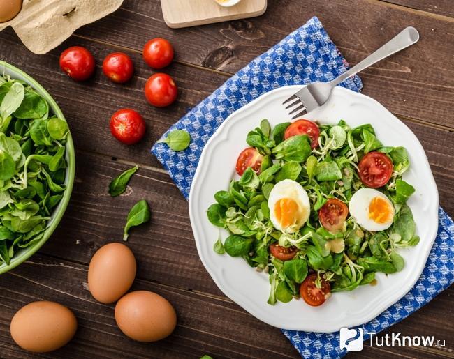 Понизить уровень мочевины поможет правильное питание