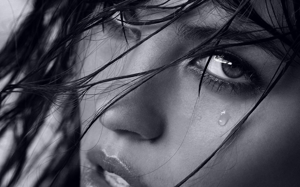 «Плачущая жена» - счастье во взаимоотношениях, примирение после долгой ссоры.