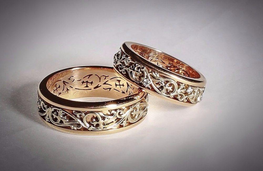 Ажурные кольца во сне – знак непостоянства