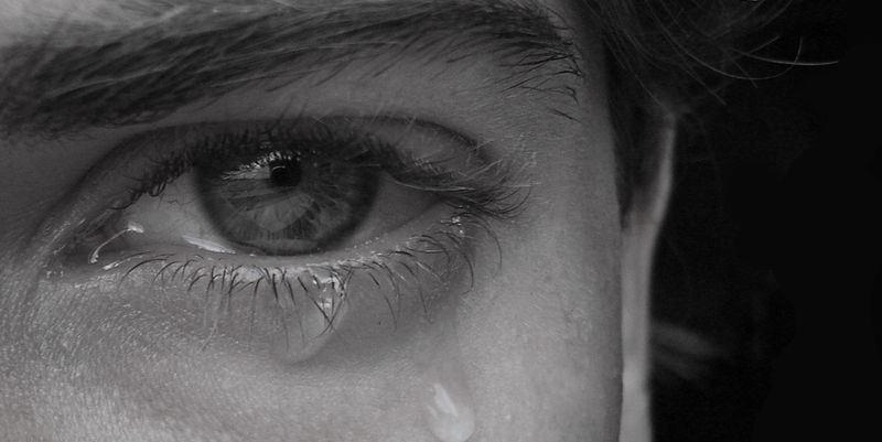 Мужские слезы