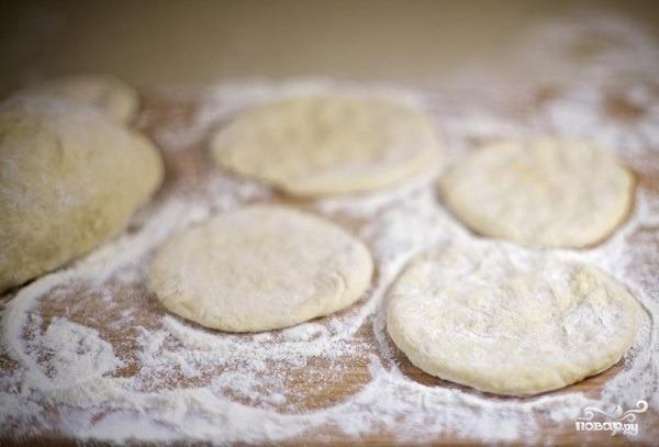 Тесто на пирожки