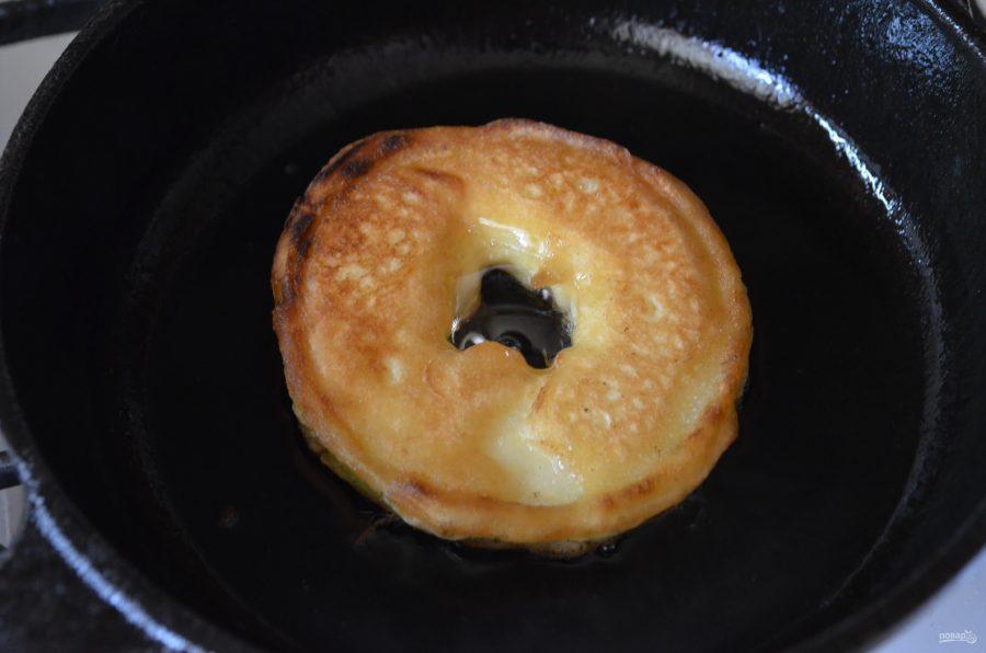 Оладьи на кефире: пышные, на дрожжах, с содой, без яиц. ТОП-4 лучших пошаговых рецептов с ФОТО