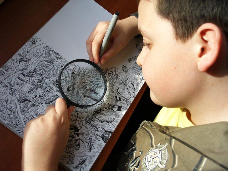 Рисование карандашом развивает усидчивость, учит достигать поставленной цели и наслаждаться результатом своего труда