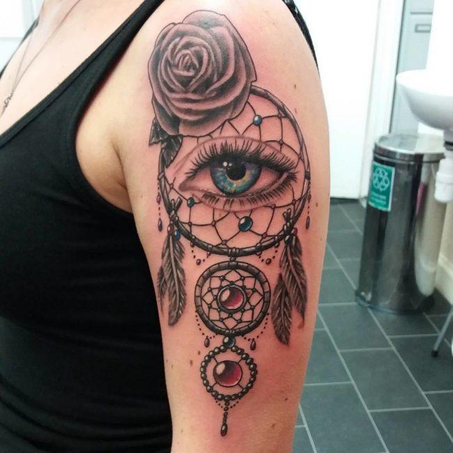 Татуировка на руке – это отличный способ проявить свою индивидуальность