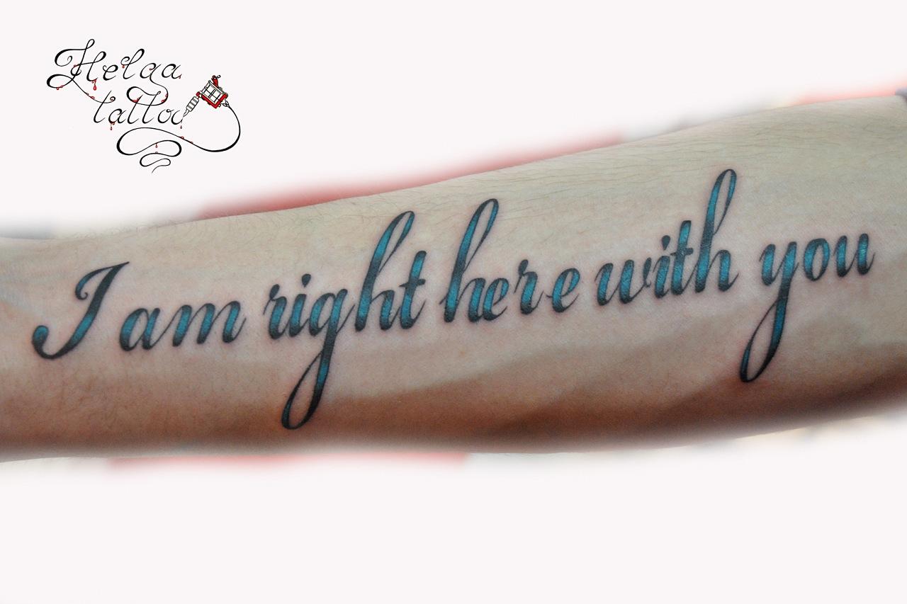 Bellissimo фото тату надписи с переводом для девушек