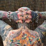 Стили татуировок с примерами: Японские, Олд Скул, Нью Скул, Биомеханика, Блэкворк, Ориентал, Дотворк, Геометрия, Кельтский, Лайн Арт, Кибер. Эскизы + 250 ФОТО
