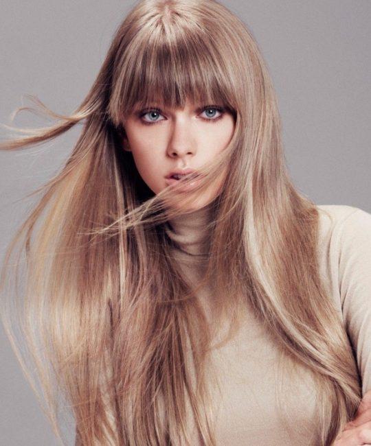 бейбилайтс на волнистые волосы
