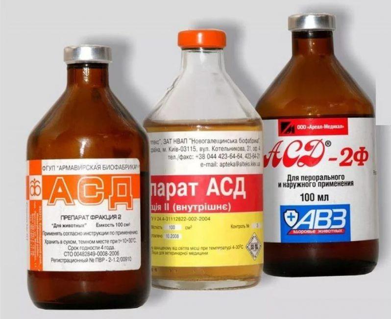 Препарат от разных производителей