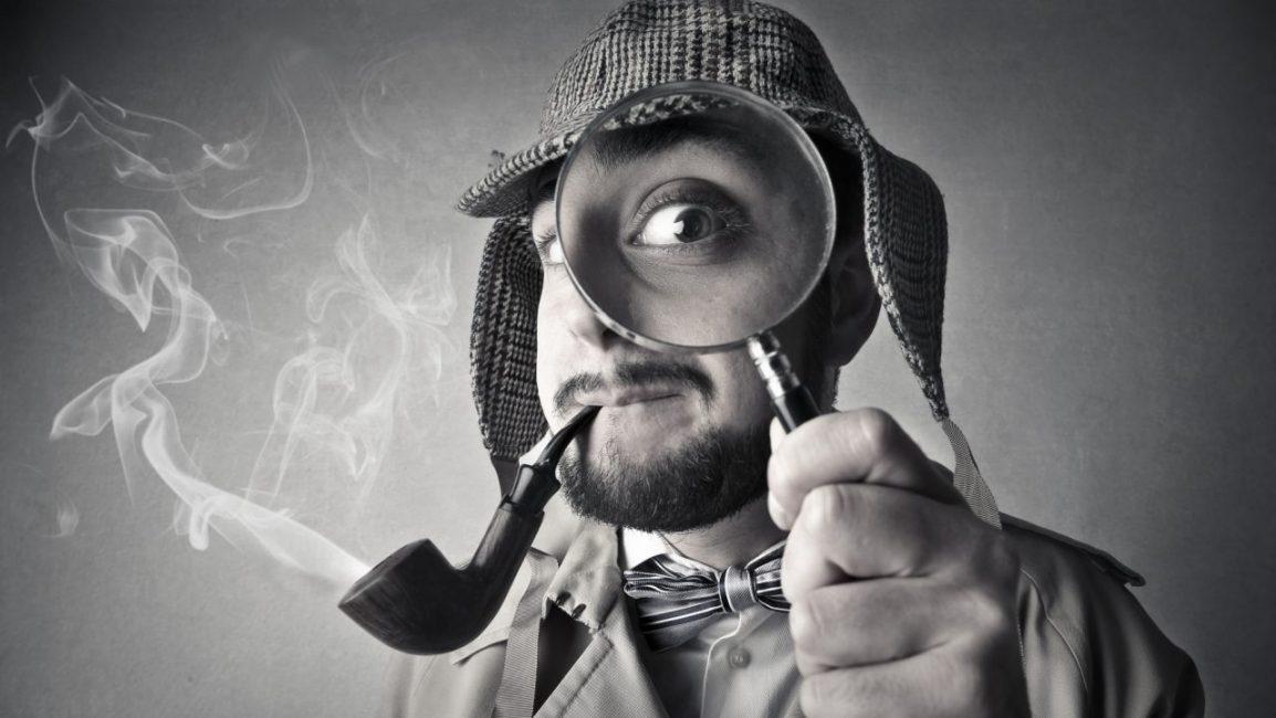 Детективы могут помочь в поиске номера телефона