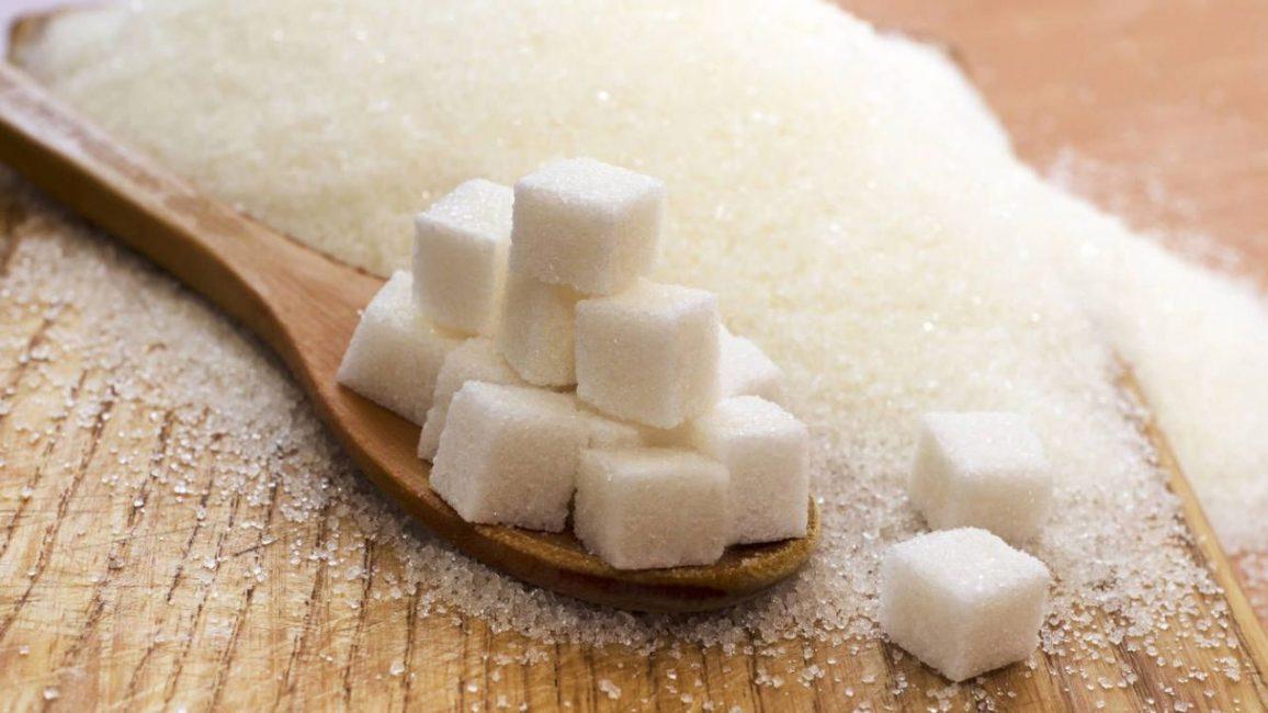 Сахар — первый враг фигуры