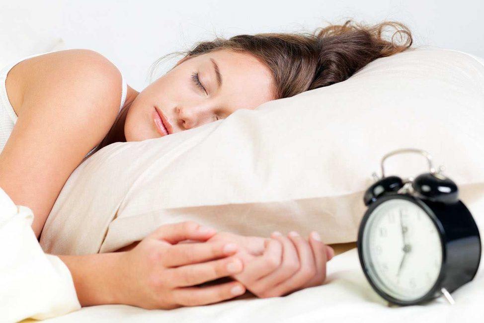 Сон способствует похудению
