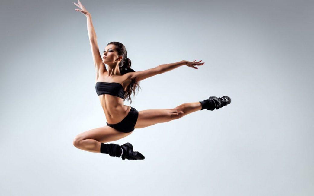 Танец поможет самовыразиться