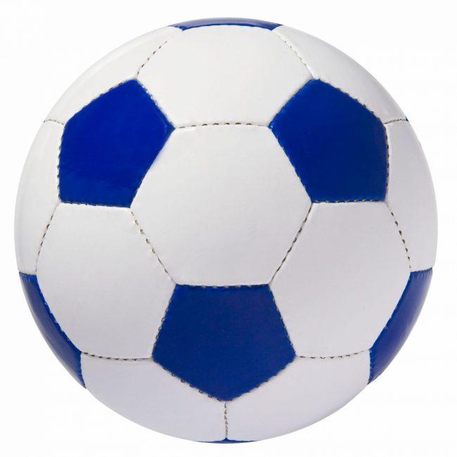 Сделайте надпись на футбольном мяче