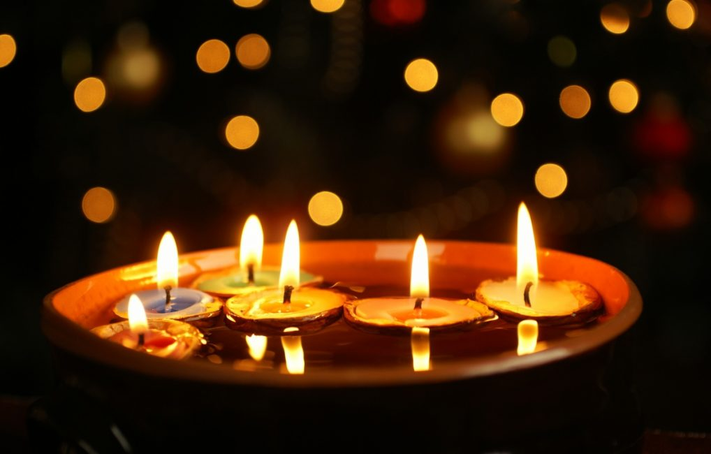 Свечи подарят уют