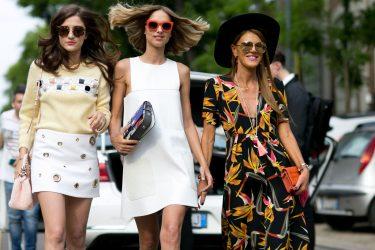 Модные тенденции в одежде сезона весна-лето 2018 года + 150 ФОТО