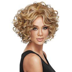 Стильные стрижки и прически для вьющихся волос в 2018 году: на короткие, средние, длинные + 175 ФОТО