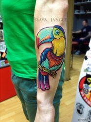 Татуировки для мужчин: эскизы на руке, запястье, плече, ноге, предплечье, шее, груди + 200 ФОТО