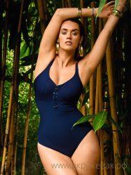 Сплошные купальники в 2018 году: модный тренд для стройных и полных + 300 ФОТО