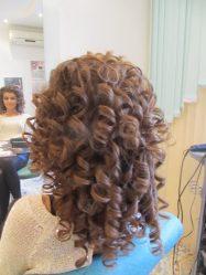 Современные вечерние прически на длинные, средние, короткие волосы с челкой своими руками + 160 ФОТО
