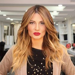 Модные и трендовые цвета волос в 2018 году: мелирование, колорирование на средние, короткие и длинные волосы + 165 ФОТО