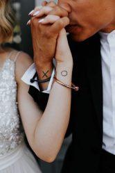 Парные тату: для влюбленных, подруг, мужа и жены. Лучшие эскизы, значения + 105 ФОТО